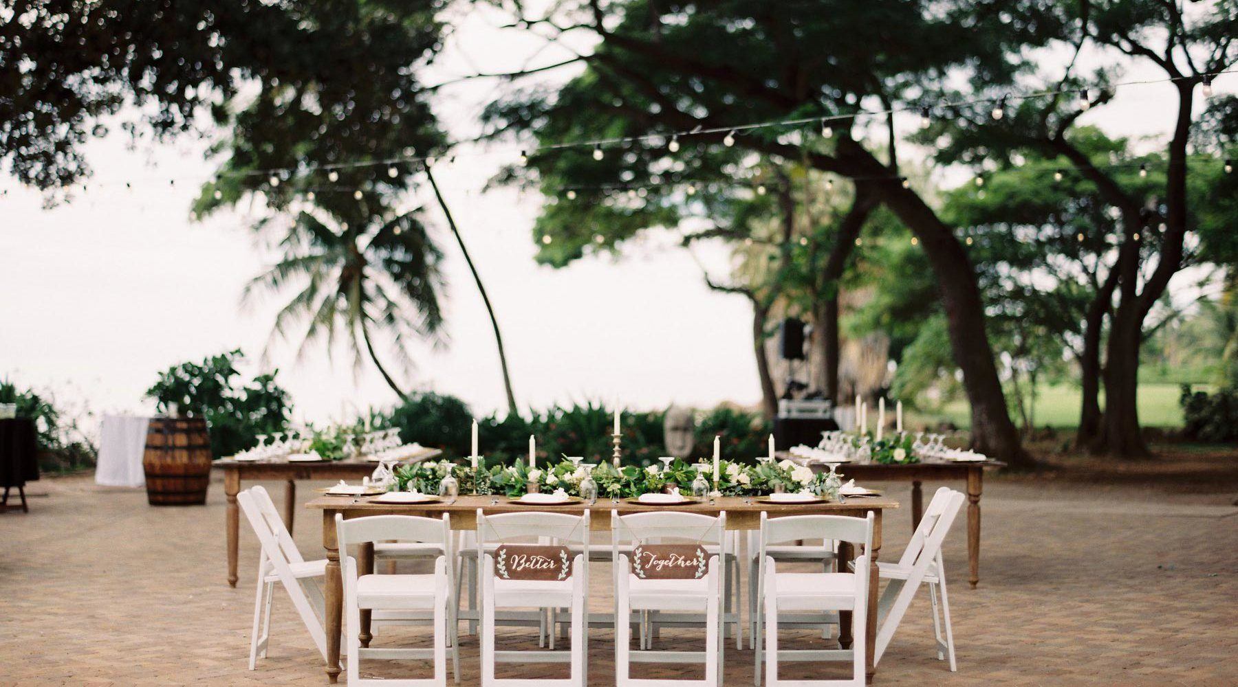 Olowalu Plantation House + Maui Weddings